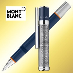 Roller Montblanc Andy Warhol 2015