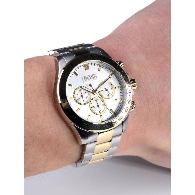 zegarek hugo boss chronograph 1512960 sklep kraffkate. Black Bedroom Furniture Sets. Home Design Ideas