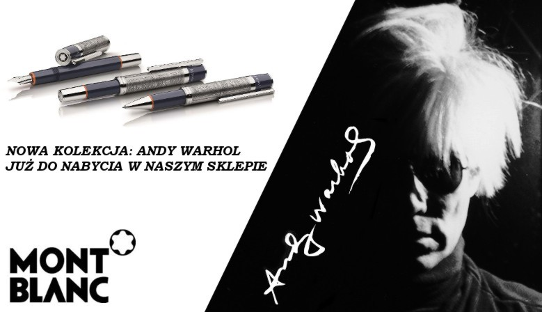 Montblanc Andy Warhol 2015