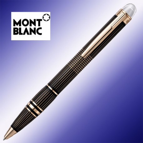 Długopis Montblanc Starwalker Red Gold Plated Metal