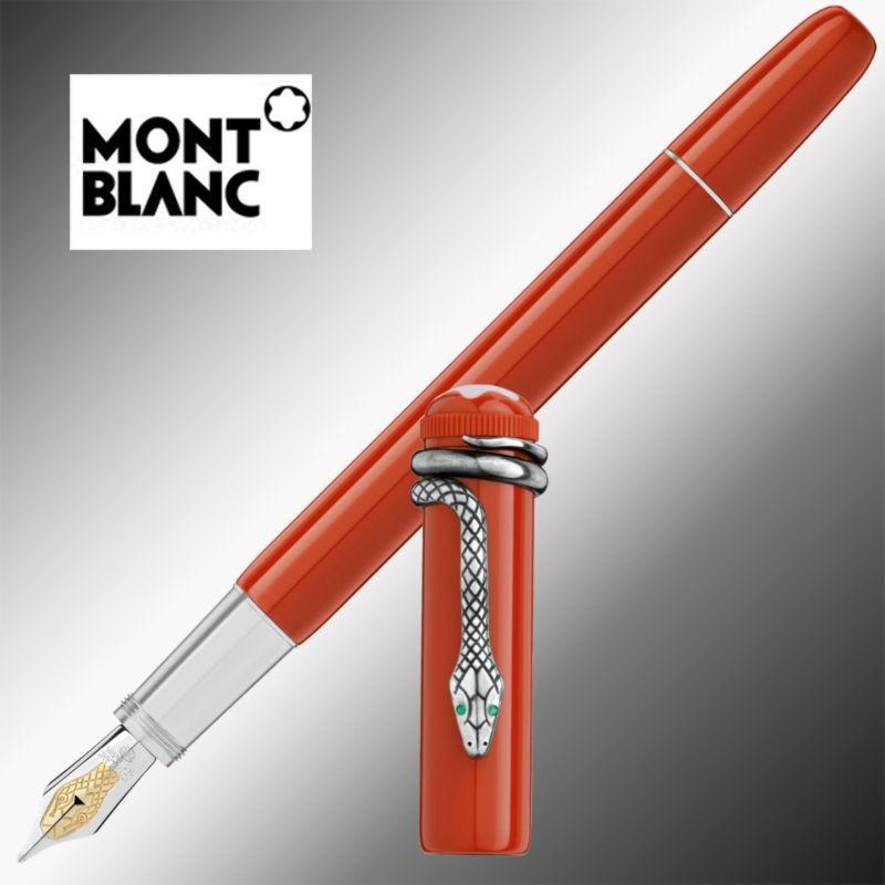 Pióro Montblanc Heritage Collection Rouge et Noir Special Edition Coral
