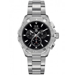 TAG Heuer Aquaracer Chronograph Quartz 43mm CAY1110.BA0927