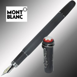 Pióro Montblanc Heritage Collection Rouge et Noir Limited Edition