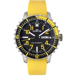 Fortis Aquatis Marinemaster Day Date 670.24.14 Si04