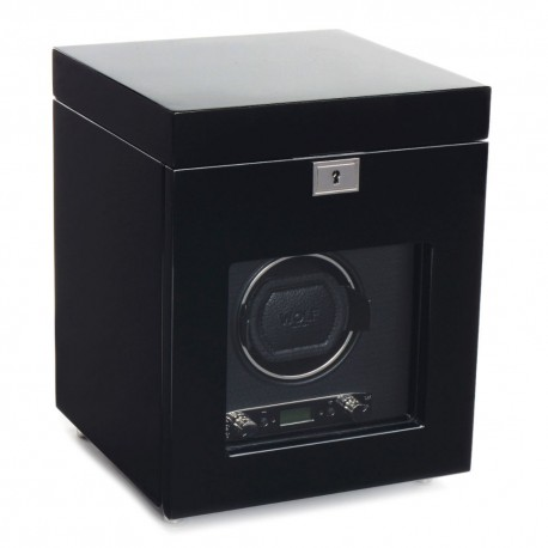 Rotomat Wolf Designs Savoy 1+3 Black