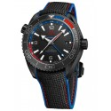 Zegarek Omega Seamaster Planet Ocean 600M Co-Axial GMT 45.5mm ETNZ 215.92.46.22.01.004