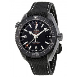 Omega Seamaster Planet Ocean 600M Co-Axial GMT 45.5mm 215.92.46.22.01.001