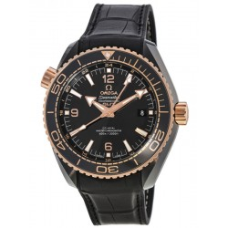 Omega Seamaster Planet Ocean 600M Co-Axial GMT 45.5mm 215.63.46.22.01.001