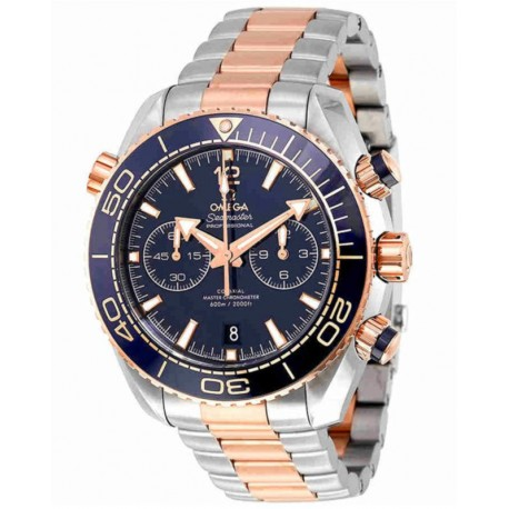 Omega Seamaster Planet Ocean 600M Co-Axial Chronograph 45.5mm 215.20.46.51.03.001