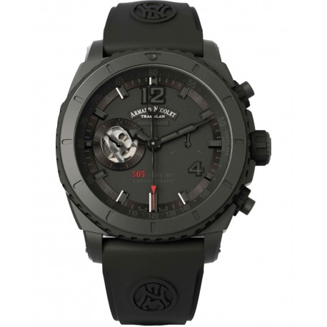 Armand Nicolet S05-3 Chronograph Automatic A714AQN-NR-GG4710N
