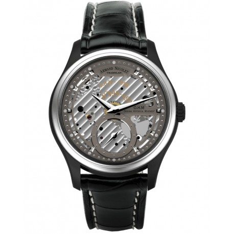 Armand Nicolet L14 Small Second -Limited Edition- A750ANA-GR-P713NR2