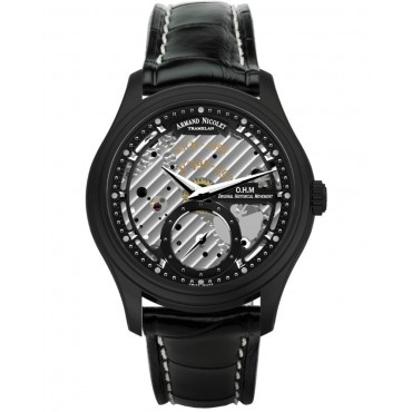 Armand Nicolet L14 Small Second -Limited Edition- A750ANN-NR-P713NR2