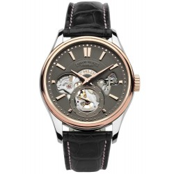 Armand Nicolet L08 Small Seconds Limited Edition 8620A-GR-P713GR2