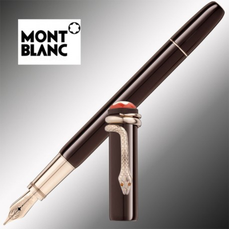 Pióro Montblanc Heritage Collection Rouge et Noir Special Edition Tropic Brown