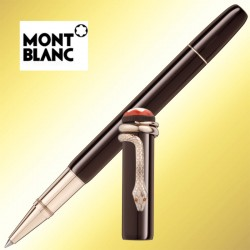 Roller Montblanc Heritage Collection Rouge et Noir Special Edition Tropic Brown
