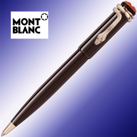 Długopis Montblanc Heritage Collection Rouge et Noir Special Edition Tropic Brown