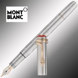Pióro Montblanc Heritage Collection Rouge et Noir Serpent Limited Edition 1906