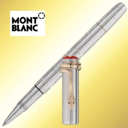Roller Montblanc Heritage Collection Rouge et Noir Serpent Limited Edition 1906