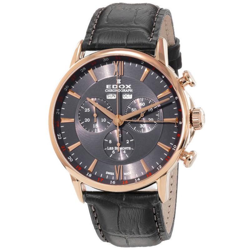 Edox Les Bemonts Chronograph 10501 37R GIR