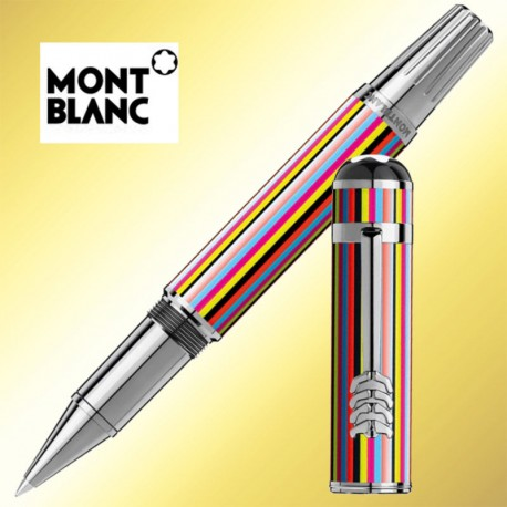 Roller Montblanc The Beatles  2017