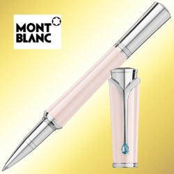Roller Montblanc Muses Poudre 2016