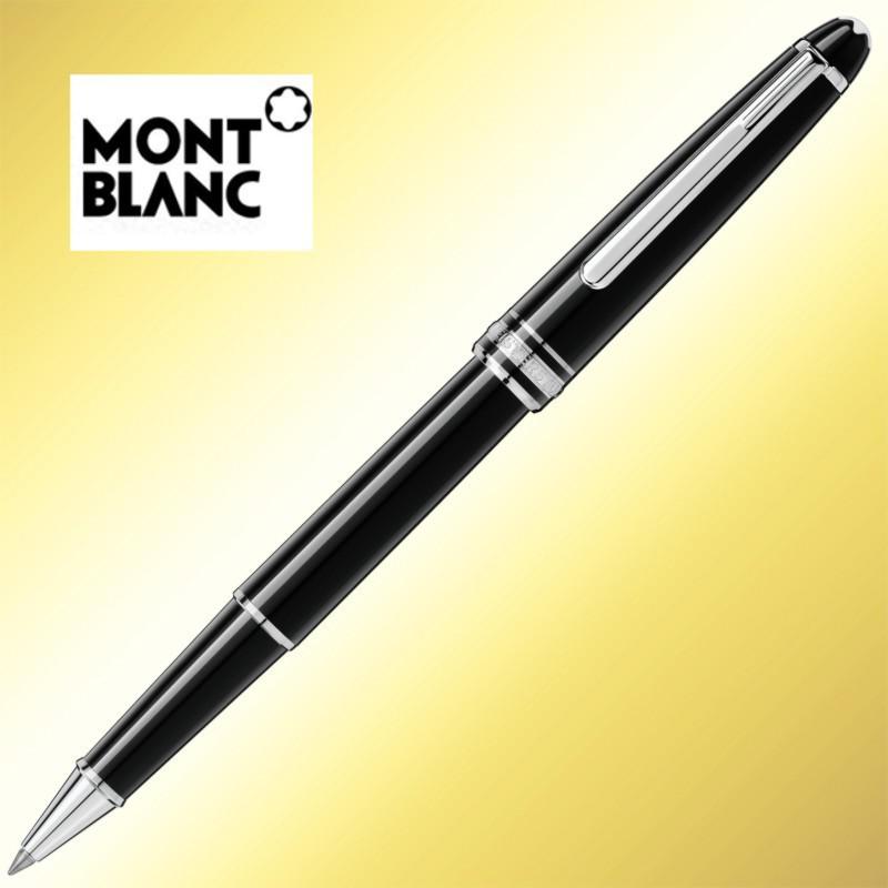Roller Montblanc Meisterstuck 163 Platin Classique