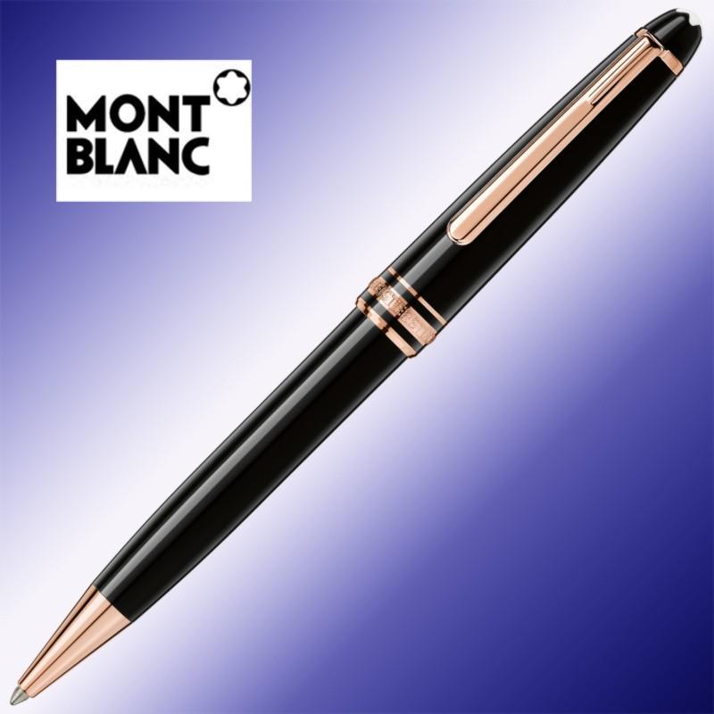 Długopis Montblanc 164 Classique Red Gold