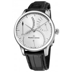 Maurice Lacroix Masterpiece Retrograde Calendar MP6508-SS001-130