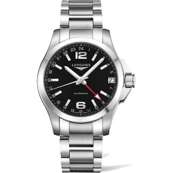 Longines Conquest Automatic GMT 41mm L3.687.4.56.6