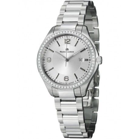 Maurice Lacroix Miros Diamond Ladies MI1014-SD502-130