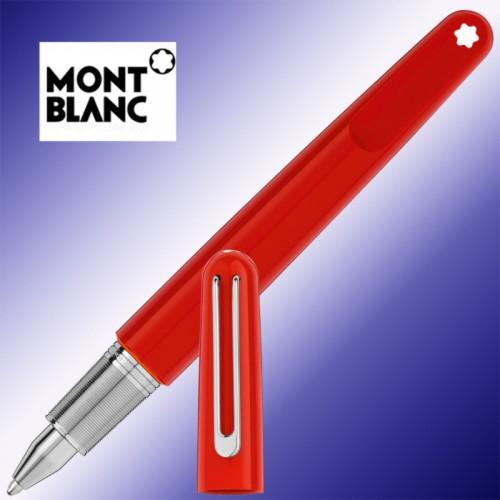 Długopis Montblanc M - Marc Newson Red