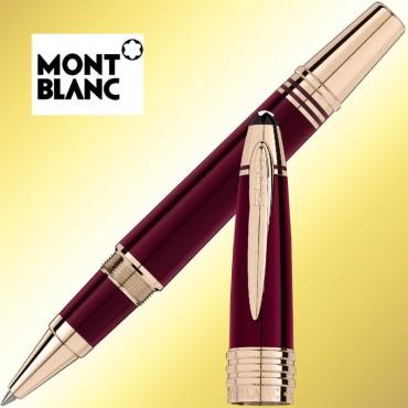 Roller Montblanc John F. Kennedy Burgundy 2018