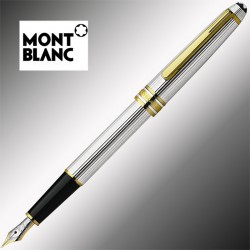 Pióro Montblanc Solitaire Sterling Silver 925