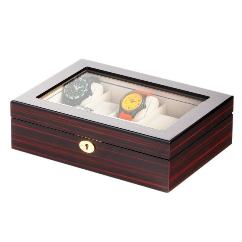 Szkatułka Rothenschild na 10 zegarków