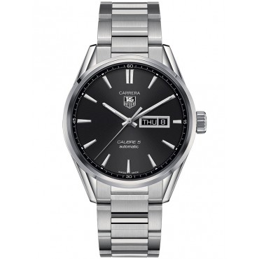 TAG Heuer Carrera Calibre5 Day-Date 41mm WAR201A.BA0723
