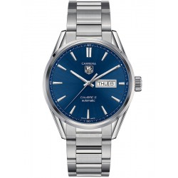 TAG Heuer Carrera Calibre5 Day-Date 41mm WAR201E.BA0723
