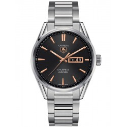 TAG Heuer Carrera Calibre5 Day-Date 41mm WAR201C.BA0723