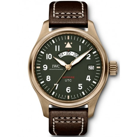 IWC Pilot's Watch UTC Spitfire IW327101