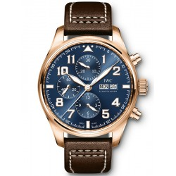 IWC Pilot's Watch Chronograph Edition Le Petit Prince IW377721