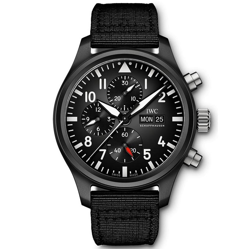 IWC Pilot's Watch Chronograph Top Gun IW389101