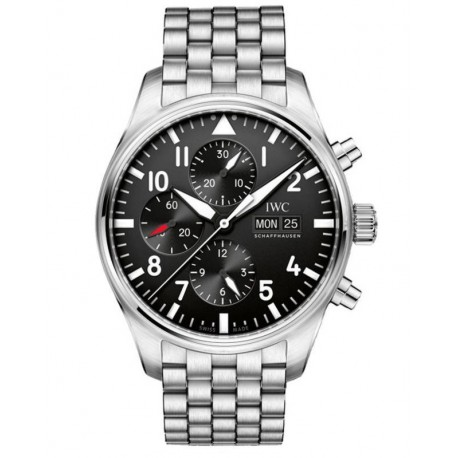 IWC Pilot's Watch Chronograph IW377710