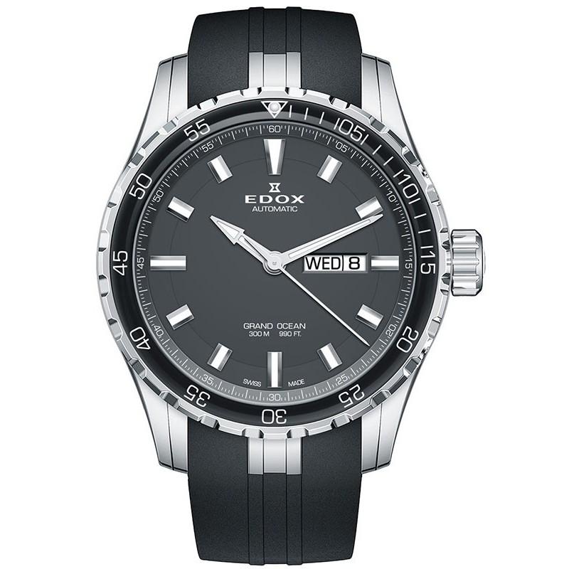 Edox Grand Ocean DayDate Automatic 88002 3CA NIN