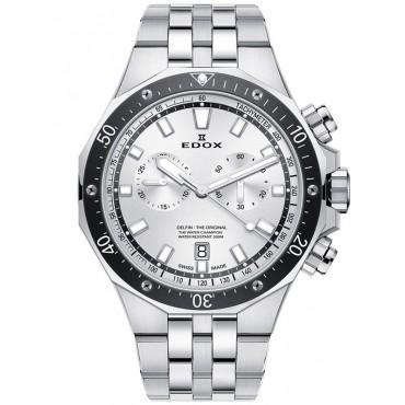 Edox Delfin Chronograph 10109 3M AIN
