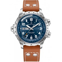 Hamilton Khaki Aviation X-Wind Day Date Automatic 45mm