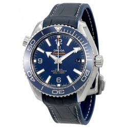Omega Seamaster Planet Ocean 600M Co-Axial GMT 39.5mm 215.33.40.20.03.001