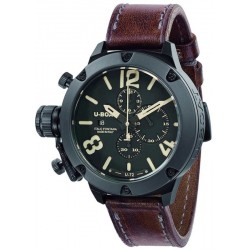 U-Boat 6548/1 Classico Titan IPB Chronograph 53 mm Limited Edition