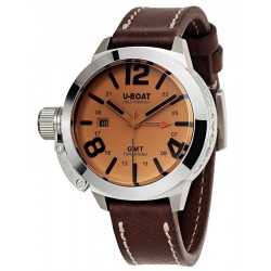 U-Boat 8051 Classico GMT Tungsteno Automatic 50mm