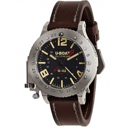 U-Boat 8095 U-42 GMT Titan Automatic 50mm