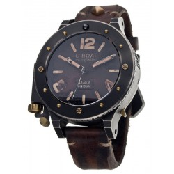 U-Boat U-42 Unicum 8088 Titanium - Bronze 53 mm Automatic