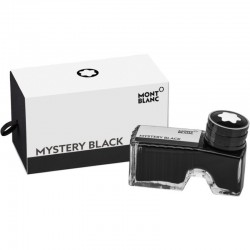 Atrament Montblanc 60 ml Mystery Black - czarny